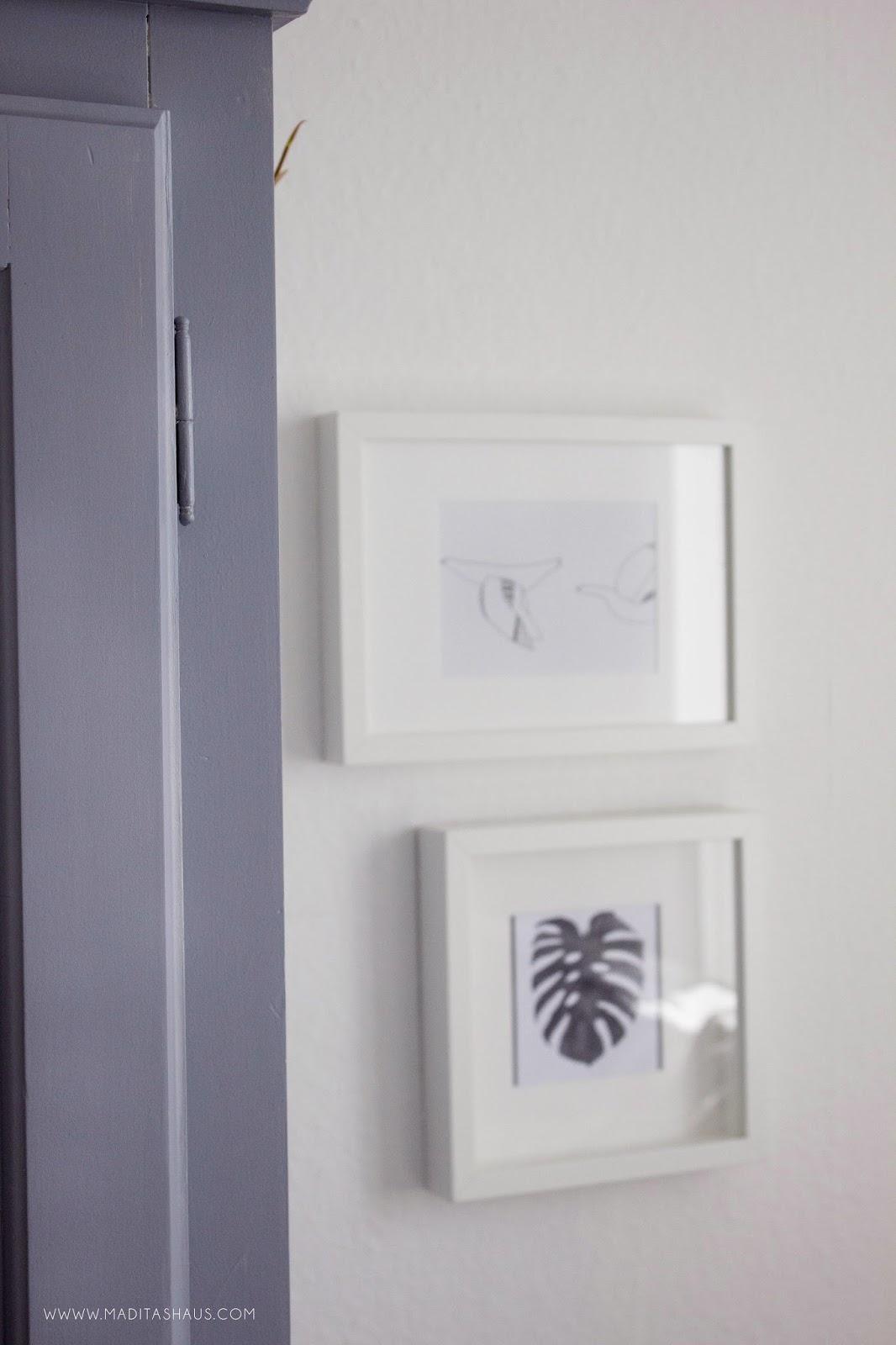 Kleines Wohnzimmer entspannt einrichten & meine Wohnveränderungen ...