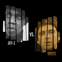 The 15 Greatest 'Fuck You's In Music: 07. Jay-Z vs. Oasis, Noel Gallagher