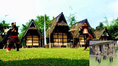 Kampung Budaya Sindangbarang Bogor
