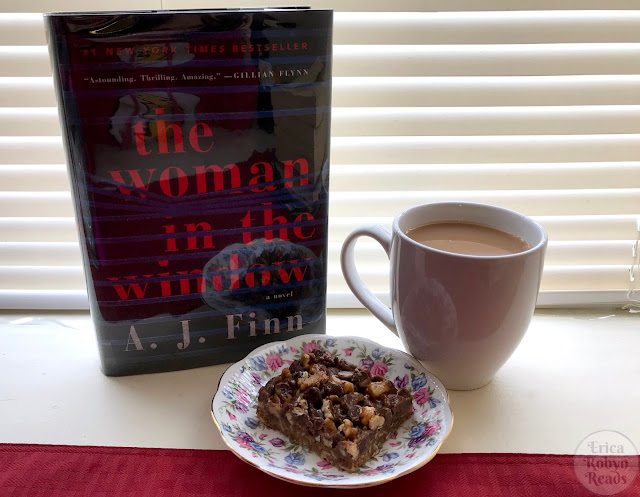 Book Review of The Woman in the Window by A.J. Finn
