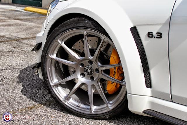 c63 brakes
