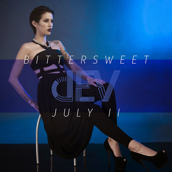Dev - Bittersweet July, Pt 2. - EP Cover