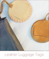 http://www.cremedelacraft.com/2013/12/DIY-Leather-Luggage-Tags.html