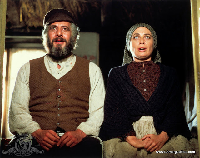 Los Angeles Morgue Files Quot Fiddler On The Roof Quot Actress