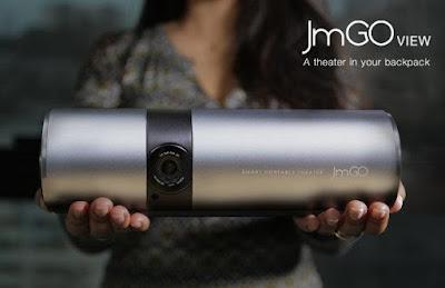 JmGO View Projector
