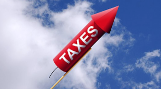 California's Recovery Loses Luster As Tax Increases Set To Lapse