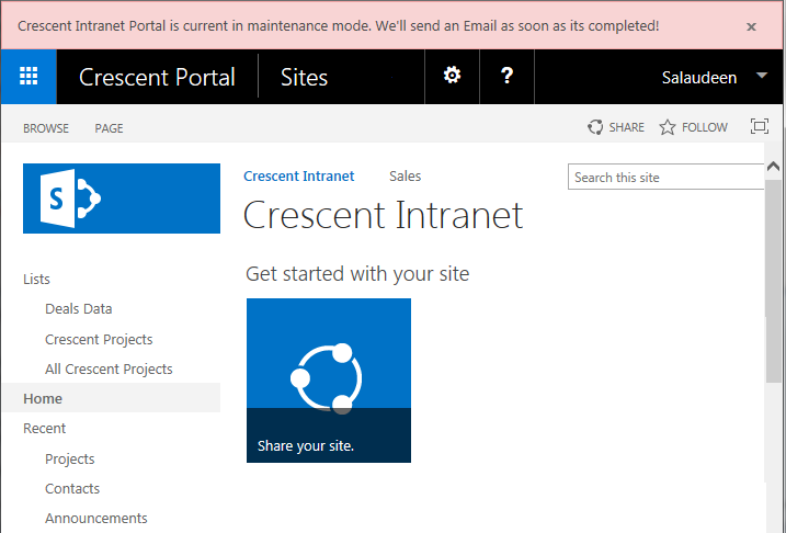 sharepoint 2013 read only content database