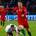 كريستيانو يقود البرتغال لفوز خاطف على مصر