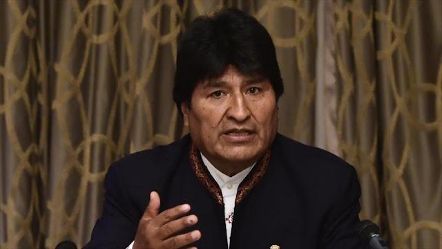 Morales es optimista por batalla boliviana en disputa en La Haya