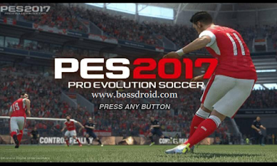Download PES 2017 Patch Army PPSSPP ISO ANDROID