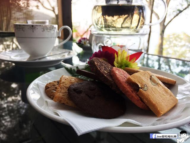 IMG 2546 - 【新竹旅遊】六號花園 景觀餐廳 | 隱藏在新竹尖石鄉的森林秘境,在歐風建築裡的別墅享受芬多精下午茶~