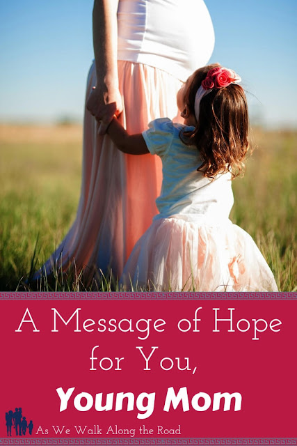 Hope for young moms