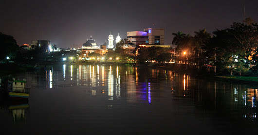 Banda Aceh City Of River