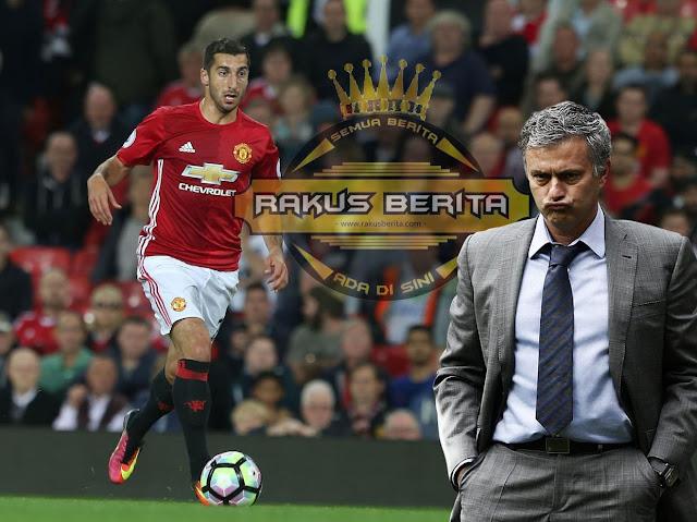 Ini Jawaban Mourinho Tak Ingin Mainkan Mkhitaryan Lawan Arsenal