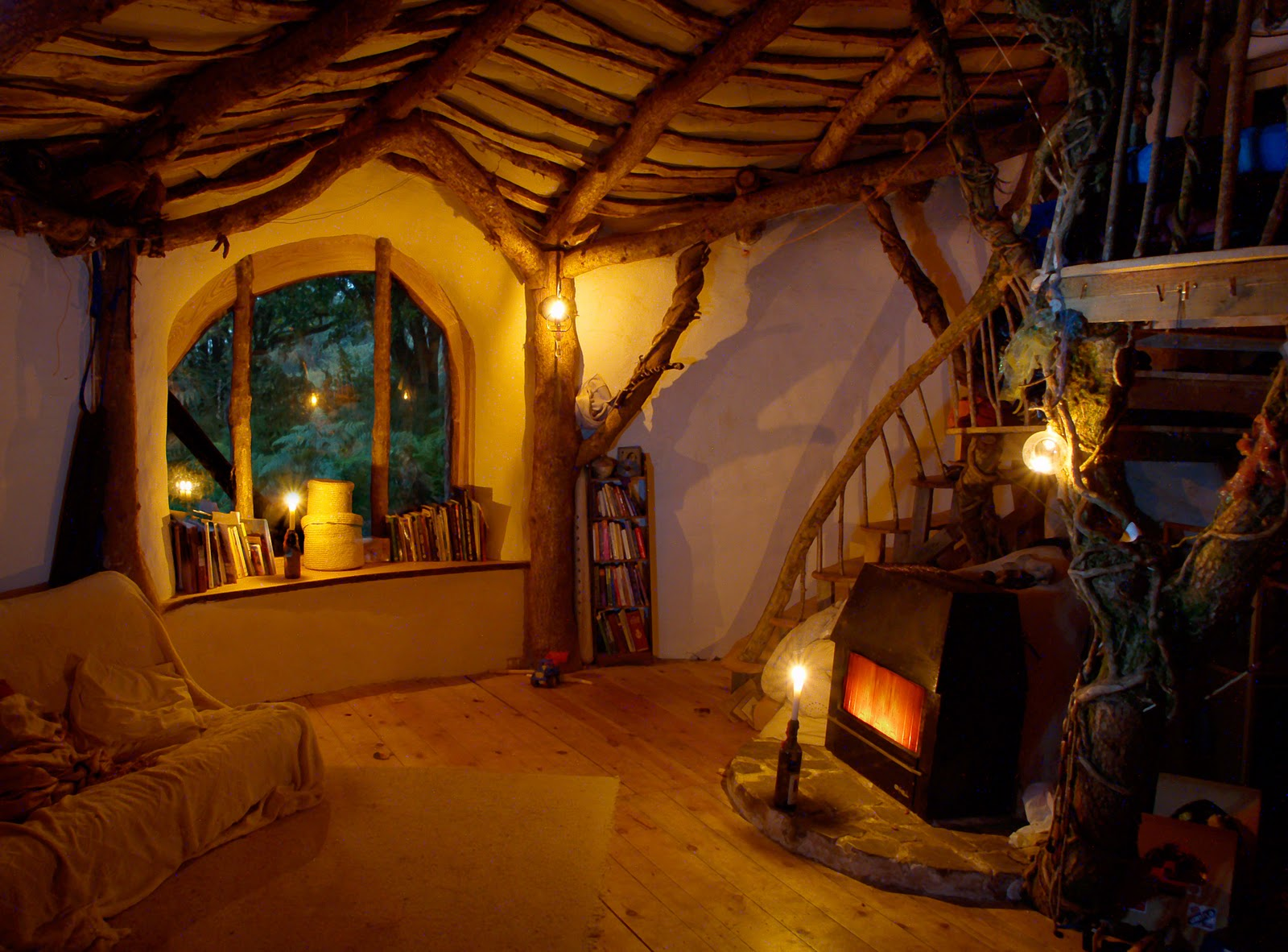 Eclectitude A Hobbit House In Wales Interiors Inside Ideas Interiors design about Everything [magnanprojects.com]