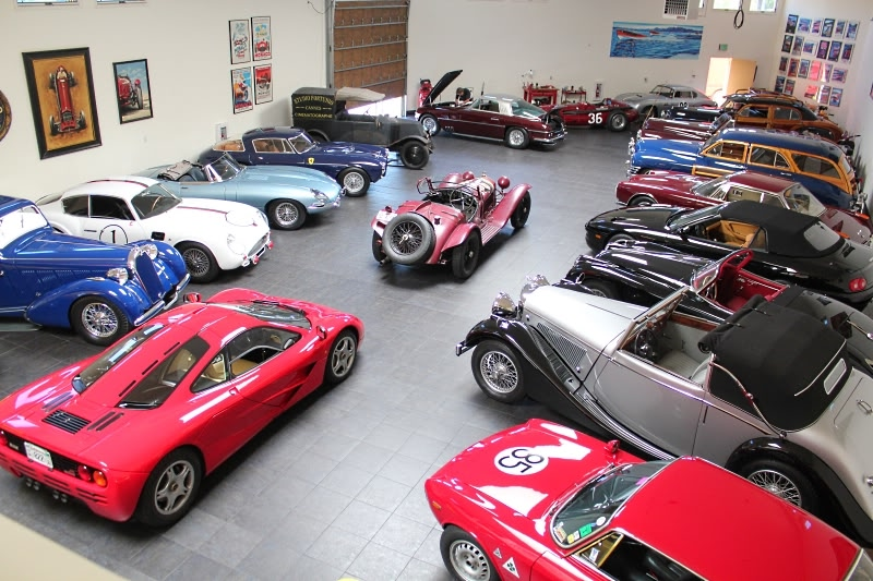 Auto Garage For Sale Hamilton: Tamerlane's Thoughts: Local Car Collection