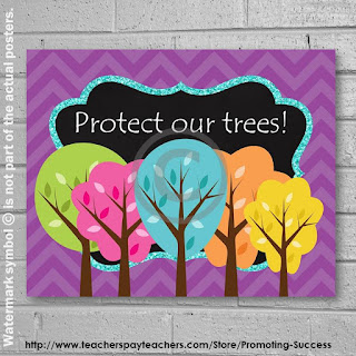 Earth Day printable science poster decoration