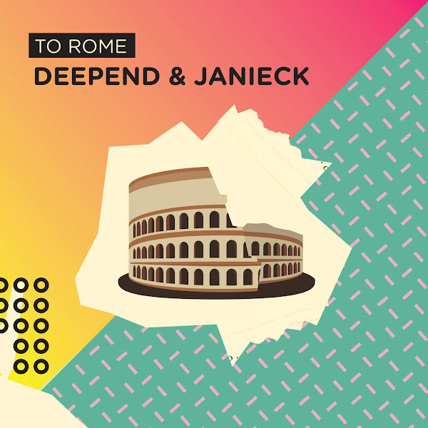 Deepend - To Rome - Single Cover