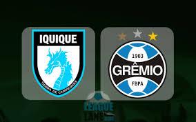 Deportes Iquique vs Gremio en Copa Libertadores 2017