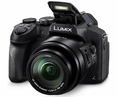 Panasonic Lumix DMC-FZ300EG-K