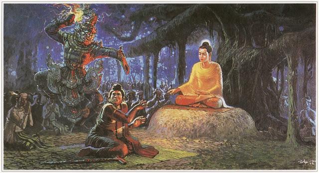 Đạo Phật Nguyên Thủy - Kinh Tăng Chi Bộ - Ngũ Ngịch Tội