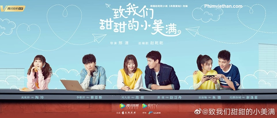 Phim Gửi Thời Thanh Xuân Ngọt Ngào Của Chúng Ta Trung Quốc