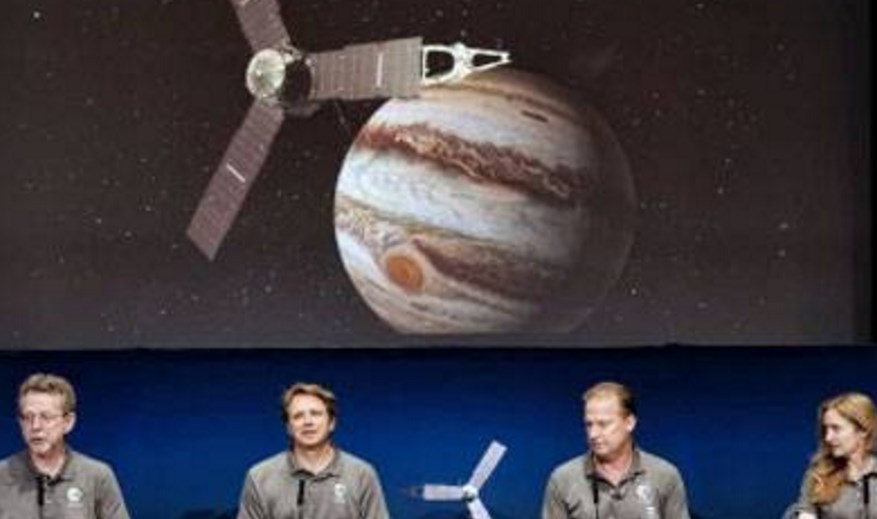 Jupiter Mission NASA, Hindi Article, Space Science, Mithilesh