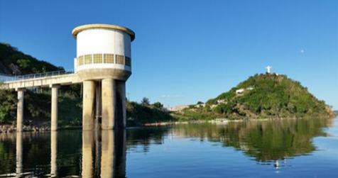Sistema Coletivo da Bacia Leiteira opera com 50% da capacidade nesta sexta-feira (16)