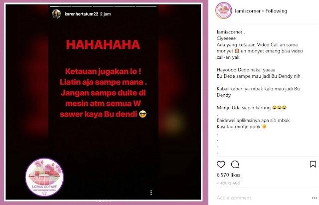 Heboh! Pergoki Selingkuh Istri Komedian Dede Sunandar Ngamuk: HAHAHAHA Ketahuan Jugakan Lo!.