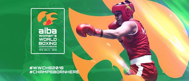 Mistrzostwa Świata Kobiet w Boksie Olimpijskim, New Delhi 2018!