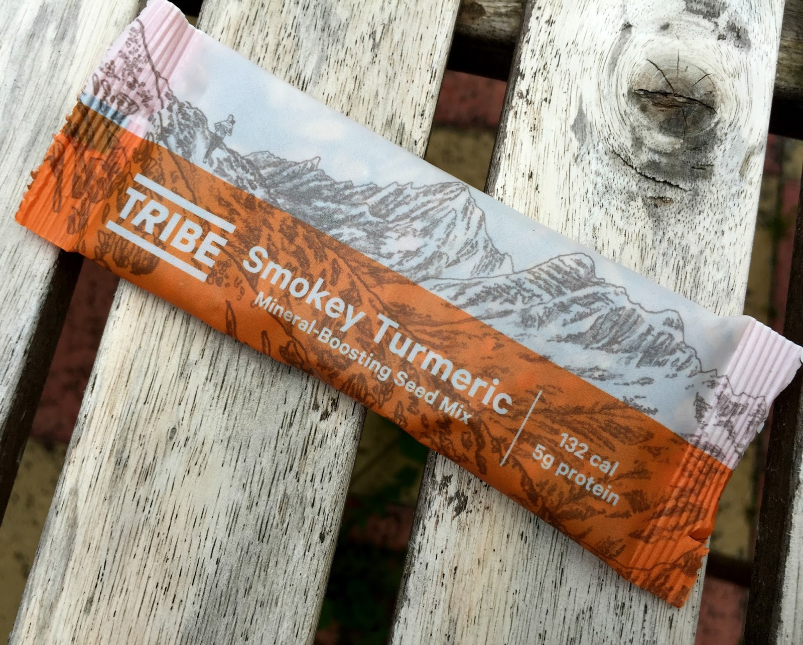 Tribe Smokey Turmeric Mineral Boosting Seed Mix