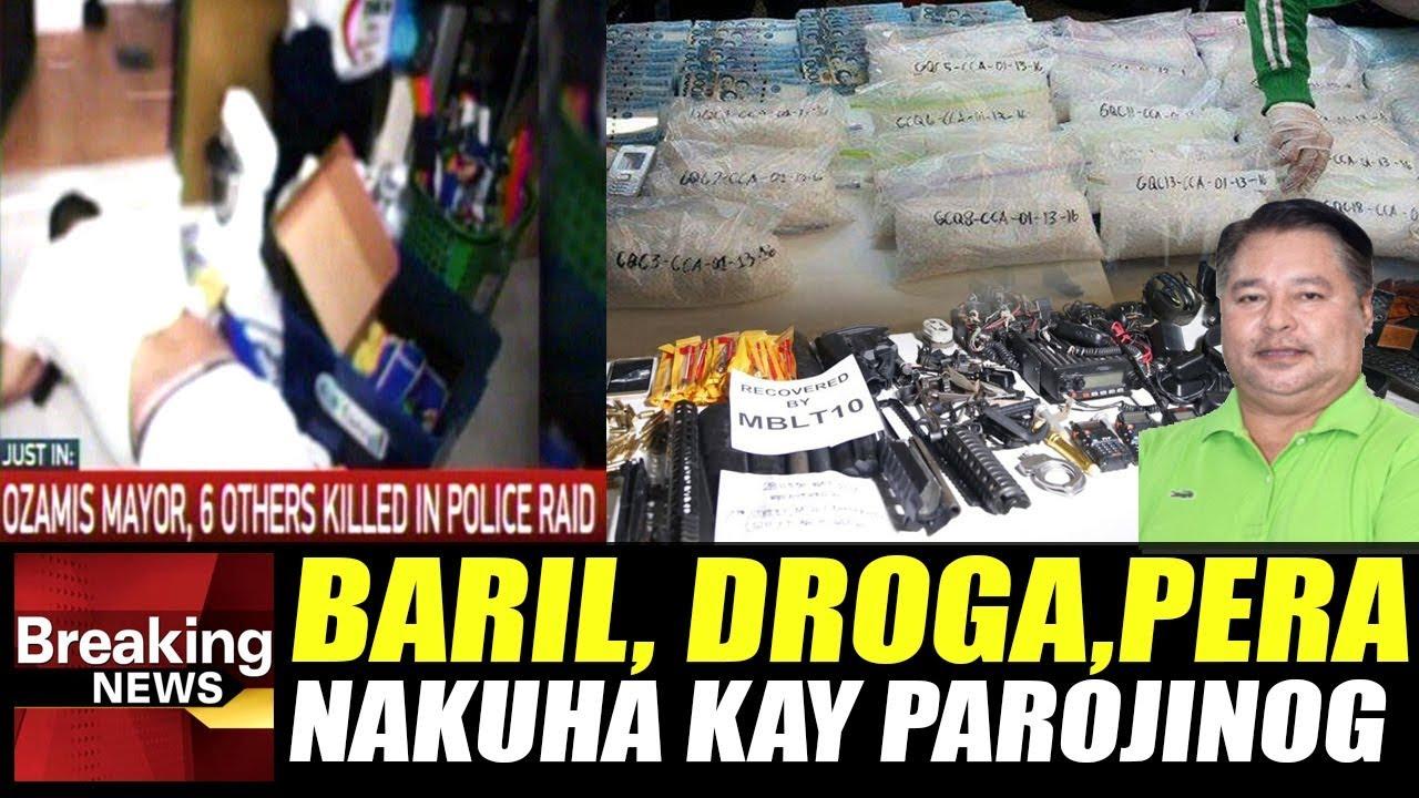 WATCH: Sandamakmak Na Baril, Pera At Dr0ga Ang Nakuha Sa Bahay Ni Mayor Parojinog!