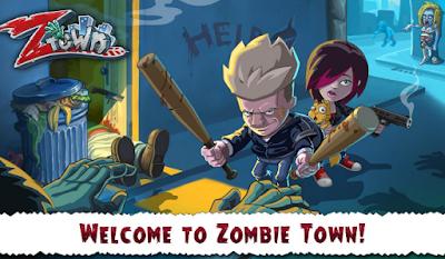 Zombie Town Story Mod Apk