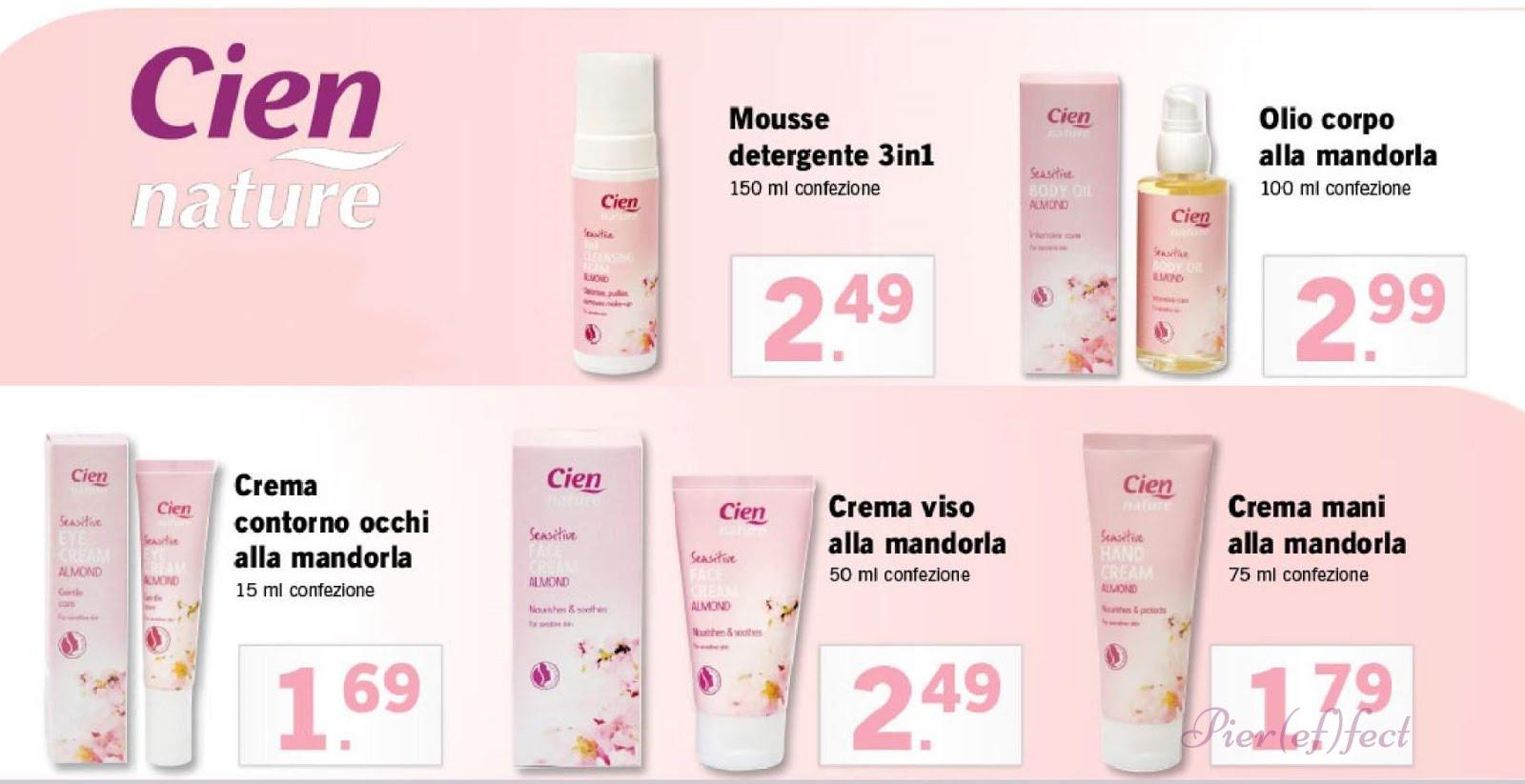 Beauty Cues Br Cien Nature Sensitive Alla Mandorla La Mia Recensione Finalmente Pier Ef Fect