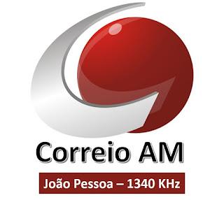 Radio Correio AM 1340 de Joao Pessoa PB