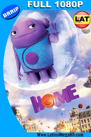 Home: No hay lugar como el hogar (2015) Latino Full HD 1080P ()
