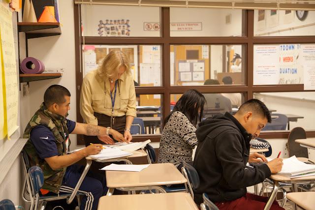 Culver City Escuela para adultos