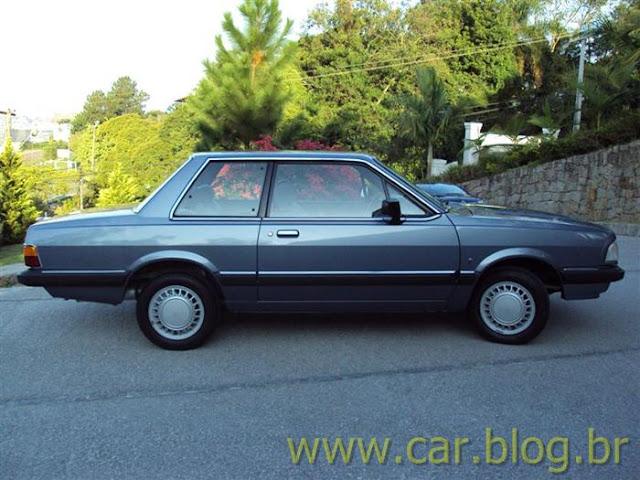 Ford Del Rey Ghia 1.8 1989