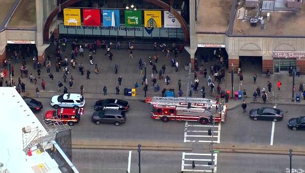 Back Bay Station: Boston Riders Bust Through Train Window As Motor Overheats — Watch