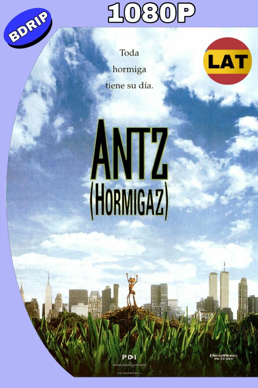 ANTZ – HORMIGUITAZ (1998) BDRIP 1080P LAT-ING MKV