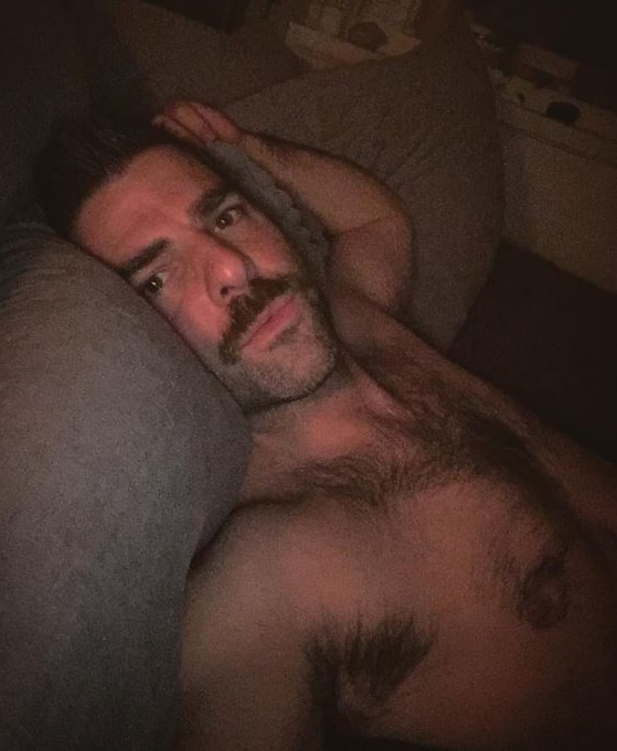 Ohio teen zachary quinto topless clean