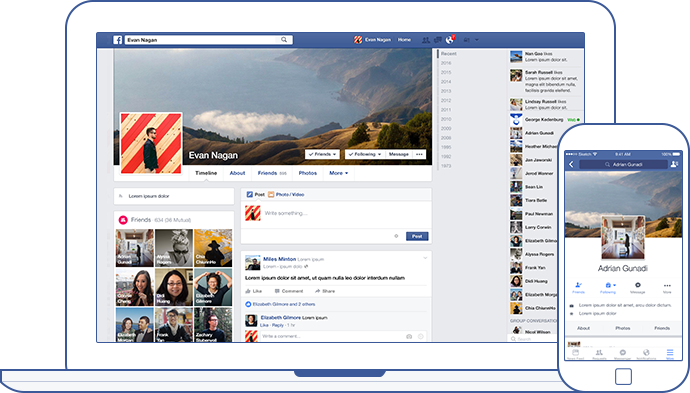 how to change facebook page button