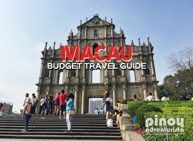 NEW UPDATED Macau Travel Guide Blogs Tourist Spots DIY Itinerary and Budget 2021
