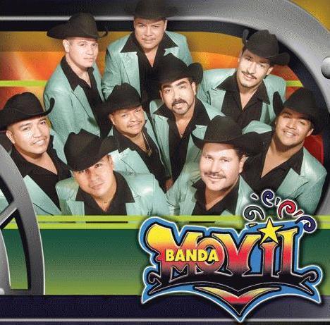 Banda Movil - El Disco Rayado (Estudio 2012) (Oficial)
