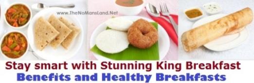 healthy breakfast-Indian