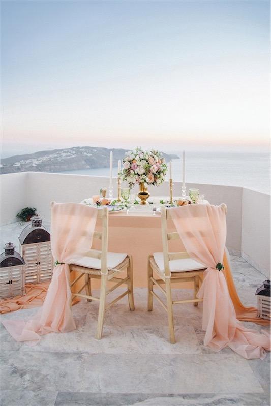 mesa de boda para dos chicanddeco