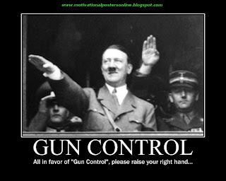 Motivational Posters Gun Control