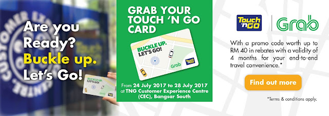 Grab Your Free Touch 'n Go Card Complimentary Giveaway Promo Code