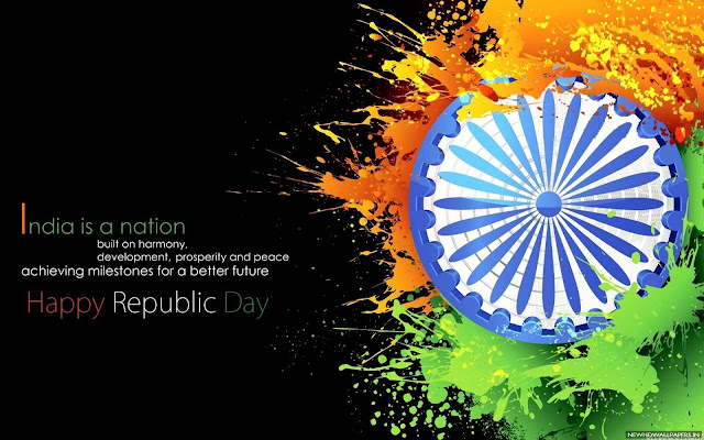 Happy Republic Day 2017 HD Wallpapers - Best 26 January 2017 Wallpapers Free Download
