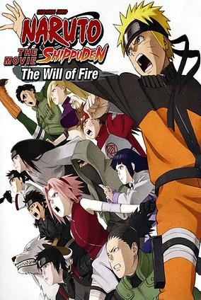 Naruto Shippuden: Filme 3 – Os Herdeiros da Vontade do Fogo